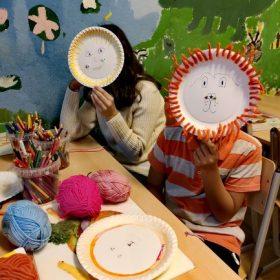 Projekt Kunst für Kinder